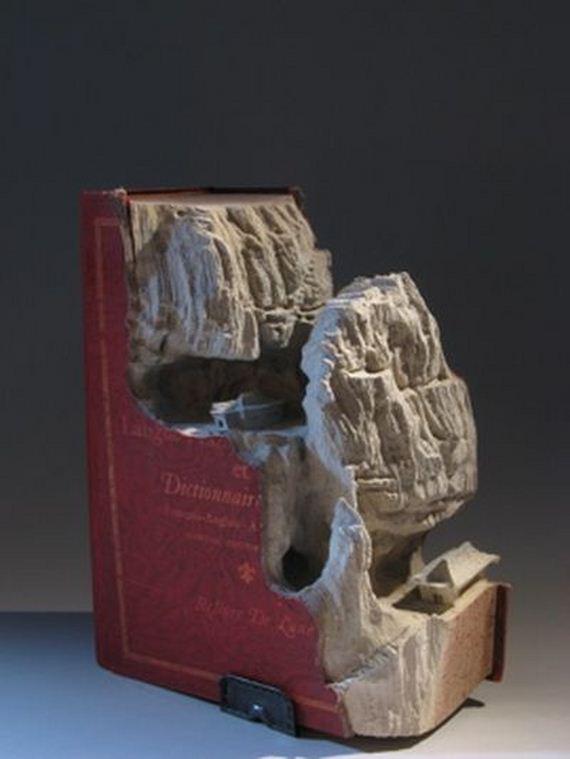 Gallery backup beautiful book carving art