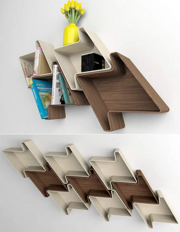 Gallery Backup Crazy And Unusual Bookshelves